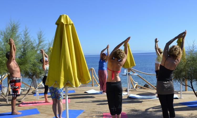 Yoga Samos